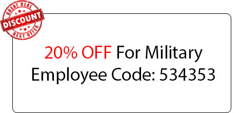 Military Employee Discount - Locksmith at Hurst, TX - Hurst Texas Locksmith